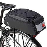 Bicycle Trunk Bag Mountain Bike Commuter Carrier Bag Saddle Bag Cycling Rear Rack Bag Bike Accessories