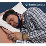 Premium Anti - Snoring Jaw Strap - Stop Snoring Comfortably - Simple and Effective Solution - 90% success rate!