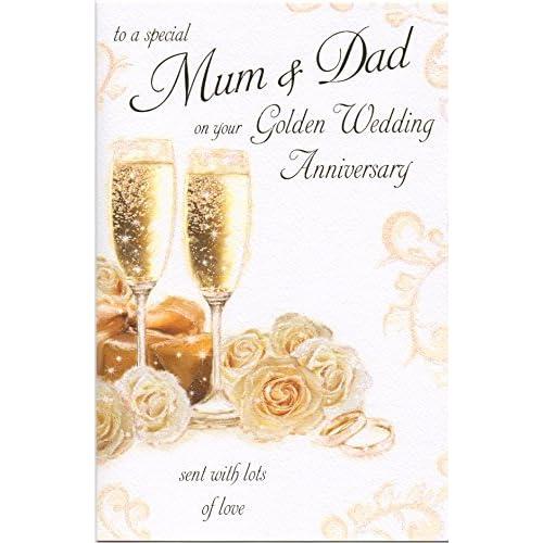 Amazon Wedding Gift Ideas: Golden Wedding Anniversary Gifts: Amazon.co.uk