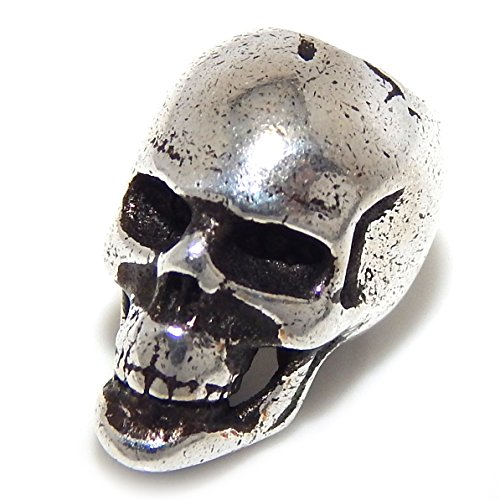 Pro Jewelry 925 Solid Sterling Silver Skull Charm Bead (Pandora The Witch Costume)