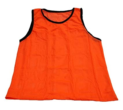 Amazon.com: Workoutz jóvenes, naranjas, fútbol Pinnies ...