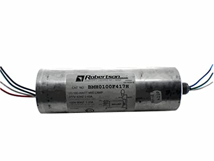 ROBERTSON 3M10031 BMH0100F417H /A mBallast, Pulse Start ... on