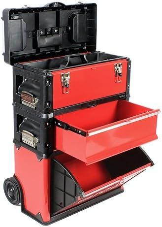 Herramientas-maleta de 3 m/ódulos YT-09102
