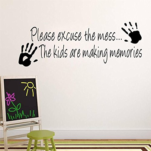 Simayixx Wholesale Making Memories Vinyl Wall Sticker Home Decor Creative Quote Wall Decals Z002 Kids Room Removable Cartoon Wall Art 5 0  35Cm X 25Cm