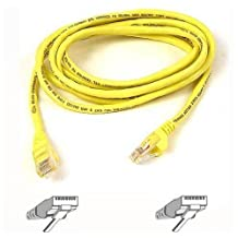 Belkin Cat-5e Patch Cable (Yellow, 1000 Feet)