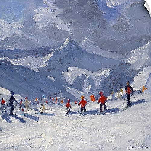 CANVAS ON DEMAND Ski School, Tignes, 2009