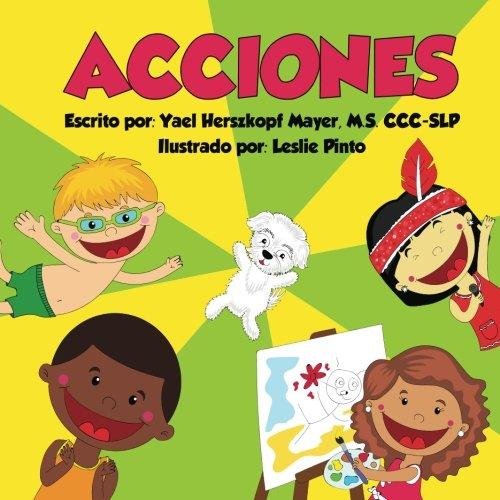 Acciones (Spanish Edition) [Yael Herszkopf Mayer] (Tapa Blanda)
