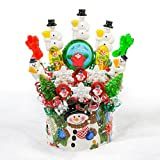 Let it Snow Lollipop Bouquet