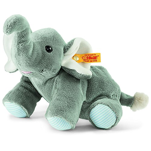 Steiff 238987 Floppy Trampili Elephant Heat Cushion, ()