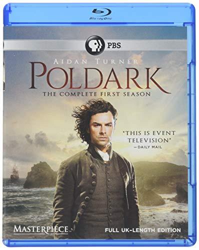 (Masterpiece: Poldark [Blu-ray])