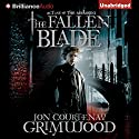 The Fallen Blade: Act One of the Assassini Audiobook by Jon Courtenay Grimwood Narrated by Dan John Miller