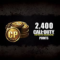 2,400 Call of Duty: Infinite Warfare Points - PS4 [Digital Code]