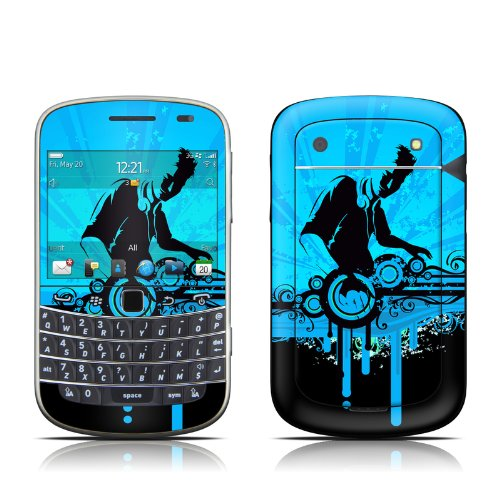 The DJ Design Protector Skin Decal Sticker for BlackBerry Bold Touch 9930 9900 Cell Phone
