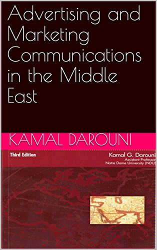Advertising   and   Marketing Communications in the Middle East