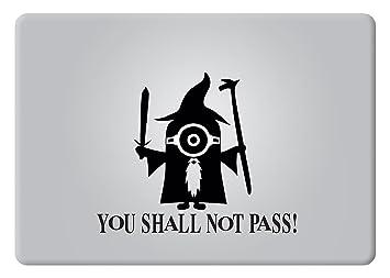 Minion Gandalf Le Seigneur Des Anneaux Vous Shall Not Pass