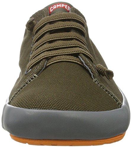 Camper Mens Peu Cami Sneaker Verde