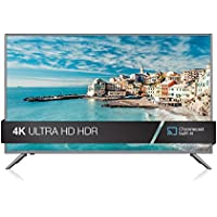 JVC 4K Ultra High Definition HDR Smart Cast TV - 55