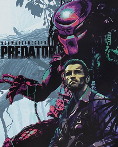 Predator (1987) Steelbook [Blu-ray]