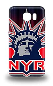 HotNHL New York Rangers Tpu Case Cover Compatible With Galaxy S6 ( Custom Picture iPhone 6, iPhone 6 PLUS, iPhone 5, iPhone 5S, iPhone 5C, iPhone 4, iPhone 4S,Galaxy S6,Galaxy S5,Galaxy S4,Galaxy S3,Note 3,iPad Mini-Mini 2,iPad Air )