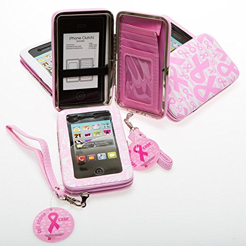Breast Cancer Awareness Smartphone ID Case