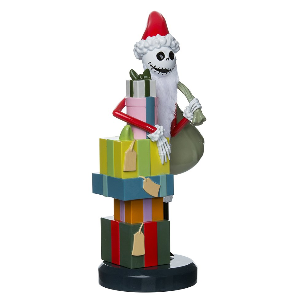 Kurt Adler 10-Inch Jack Skellington Nutcracker