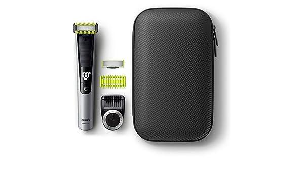 Philips QP6620/64 depiladora para la barba Mojado y seco Negro ...