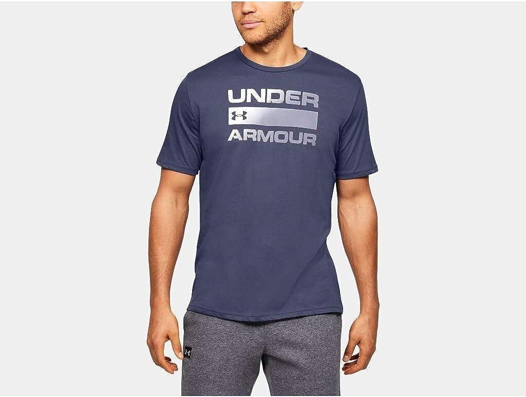 Under Armour Men's Team Issue Wordmark Short Sleeve T-Shirt: Clothing