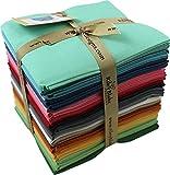 Lori Holt Confetti Cottons Designer Colors 27 Fat Quarter Bundle Riley Blake Designs FQ-LH120-27