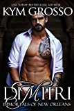 Dimitri (Immortals of New Orleans Book 6)