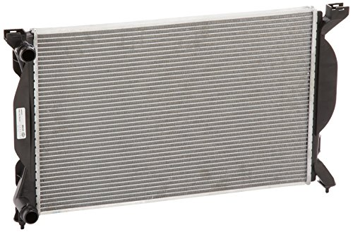 HELLA 376766321 Radiator for Audi A4/S4 GEN 2 02-08 by Behr Hella Service (Image #2)