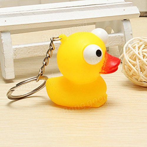 Squeeze Spoof Toy Stress Reliever Toy With Key Chain - 5