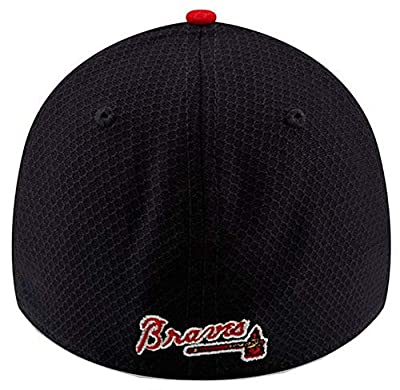 New Era 2019 MLB Atlanta Braves Bat Practice Road Hat Cap 39Thirty 3930 11900173
