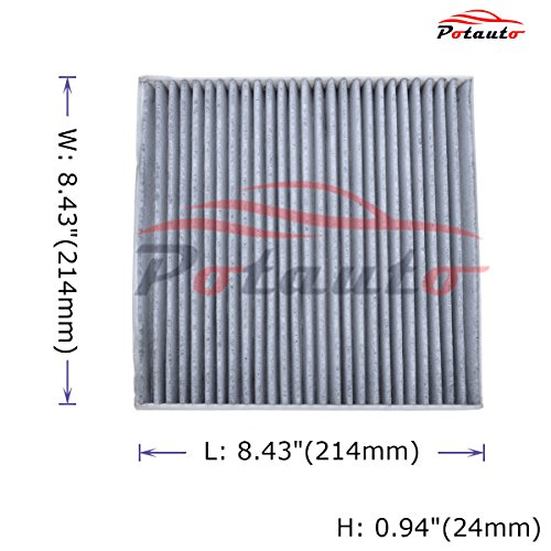 Ecogard XC35843C Cabin Air Filter