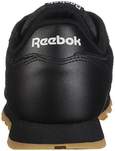 Reebok ReebokCLASSIC Leather - Klassiches Leder Unisex-Kinder Schwarz/Gum
