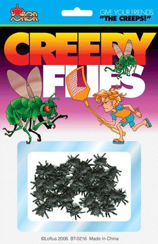 [Creepy Flies - Give Your Friends the Creeps] (Fly Costumes)