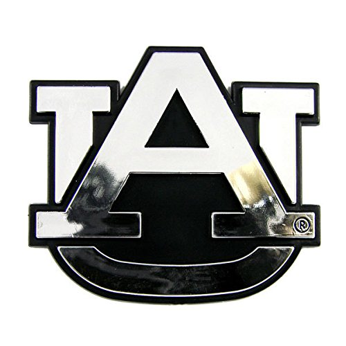 NCAA Auburn Tigers Chrome Automobile - Auburn Outlet
