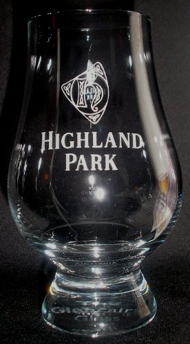 Highland Park Official Glencairn Scotch Malt Whisky Tasting Glass by Glencairn
