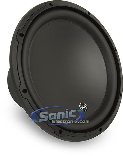 amazon com jl audio 12w3v3 2 12 single 2 ohm w3v3 series subwoofer rh amazon com Jl W3v3 JL Audio 12W3v3- 2