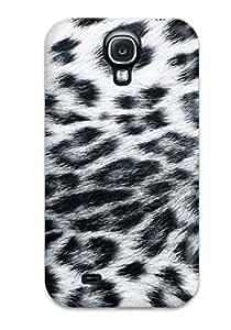 HsHMCtK4483QoeuN Case Cover, Fashionable Galaxy S4 Case - Snow Leopard