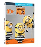 Mi Villano Favorito 3 STEELBOOK (Despicable Me 3 Steelbook) BLU-RAY + DVD (English, Spanish & Portuguese Audio & Subtitles) IMPORT