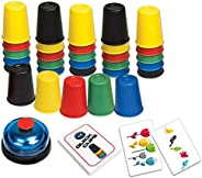 Quick Cups Games for Kids Intellectual Games Parent-Child Interactive Game Flying Stack Cups Speed Stacking Cu