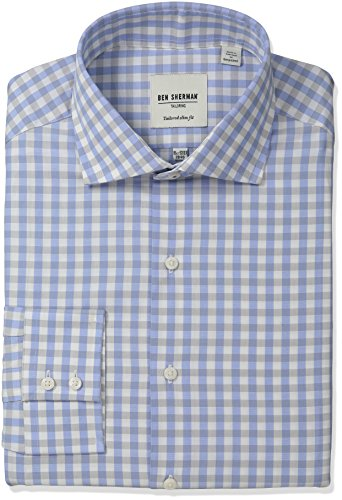 ben-sherman-mens-slim-fit-exploded-gingham-spread-collar-dress-shirt-light-blue-grey-15-neck-32-33-s