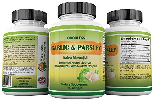 Garlic 250 Tablets - 9