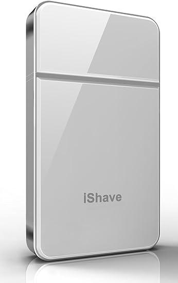 iSHAVE - Afeitadora para hombre (con cable): Amazon.es: Salud y ...