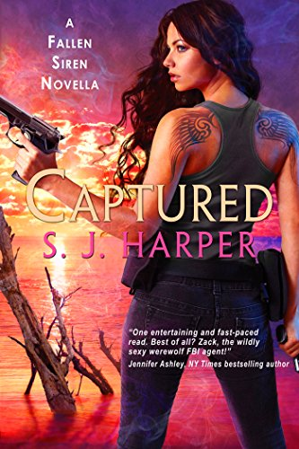 Captured (Fallen Siren) by [Harper, SJ]
