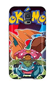 Premium Galaxy S5 Case - Protective Skin - High Quality For Pokemon