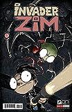 INVADER ZIM #1 2ND PTG