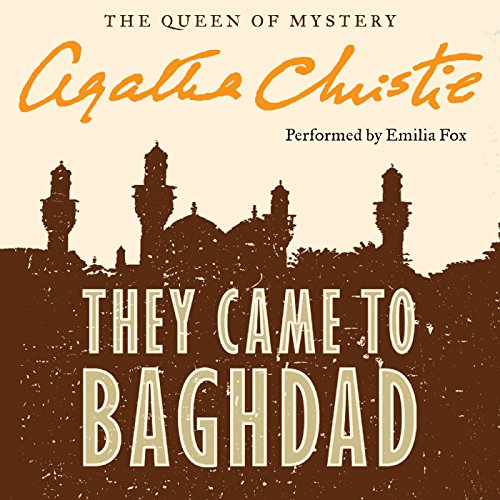 Bargain Audio Book - They Came to Baghdad