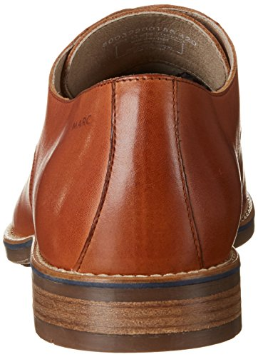 Stringate Shoes Capri Cow Marrone Frisco Cow Scarpe Uomo Marc Cognac Capri dZ4Xxqwtq