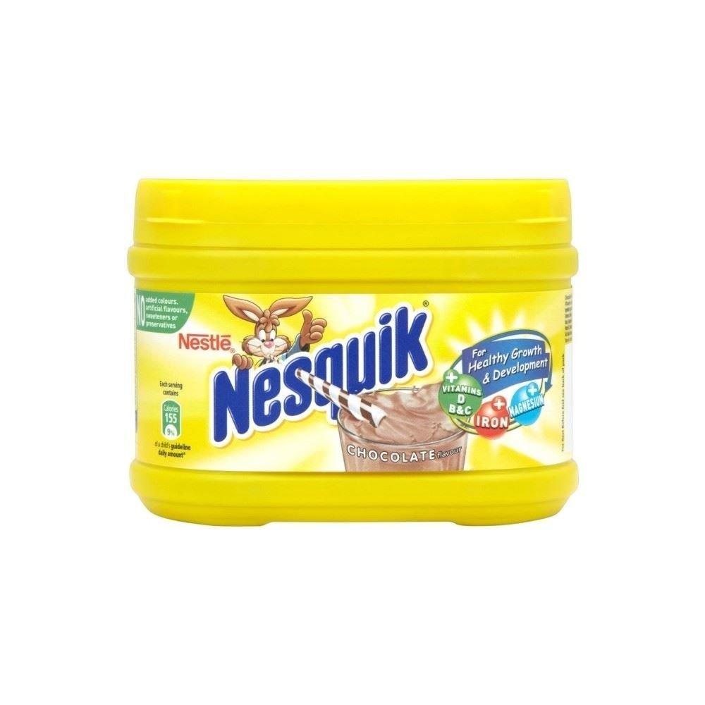 Nestle Nesquik Chocolate (300g) - Pack of 2